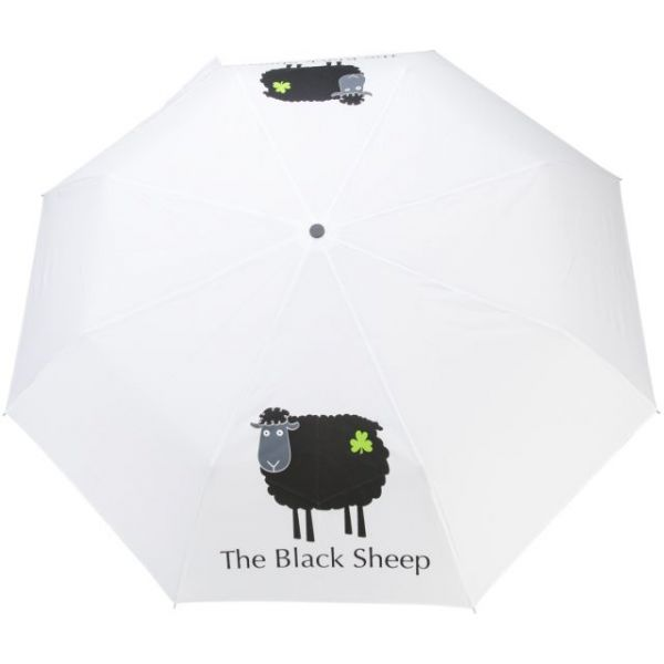 "The Black Sheep Umbrella 32""X32"""