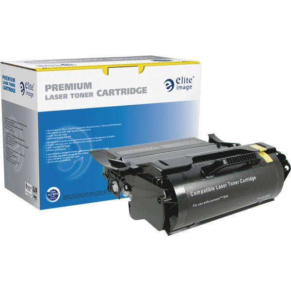 Elite Image Remanufactured Lexmark T654X11A Toner Cartridge
