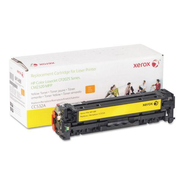 Xerox Remanufactured HP CC532A Yellow Toner Cartridge