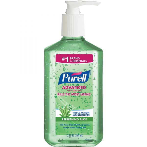 Purell Instant Hand Sanitizer w/ Aloe