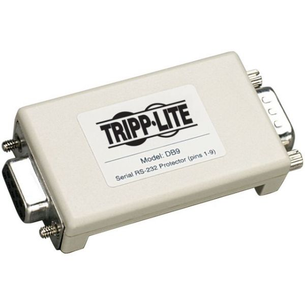 Tripp Lite Network In-Line Dataline Surge Protector 120V / 230V 9-PIN DB9