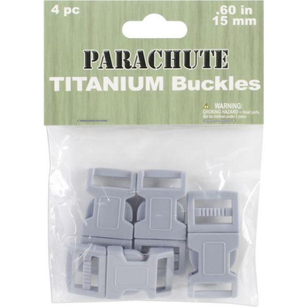 Parachute Cord Bracelet Buckles