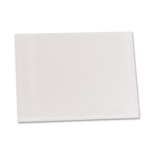 "3M Non-Printed Packing List Envelope, 5.5"" x 4.5"""