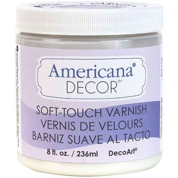 Americana Decor Soft Touch Varnish