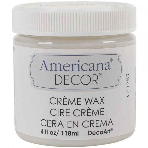 Deco Art Clear Americana Decor Creme Wax