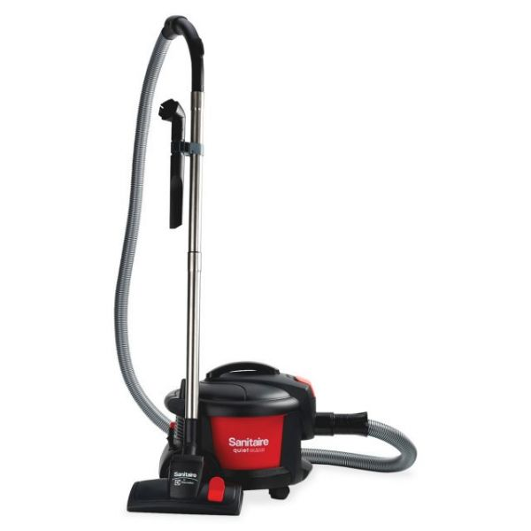Sanitaire Electrolux Quiet Clean Canister Vacuum