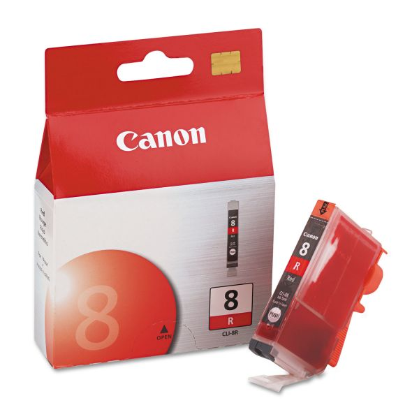 Canon CLI8R (CLI-8) Ink, Red