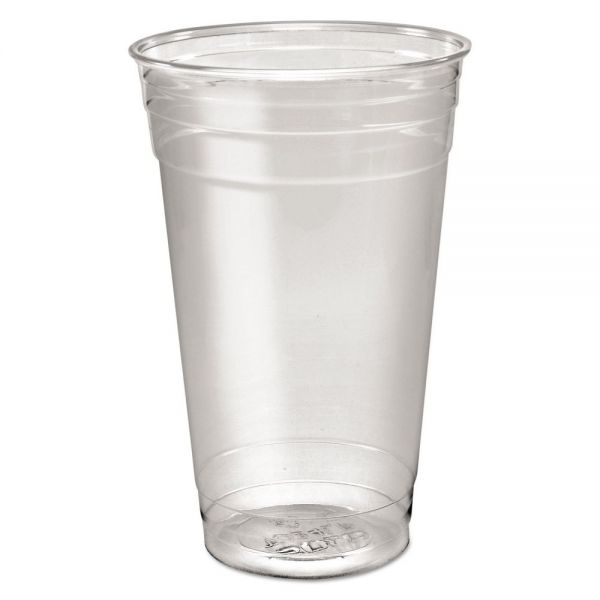 SOLO Cup Company Ultra Clear 24 oz Plastic Cold Cups