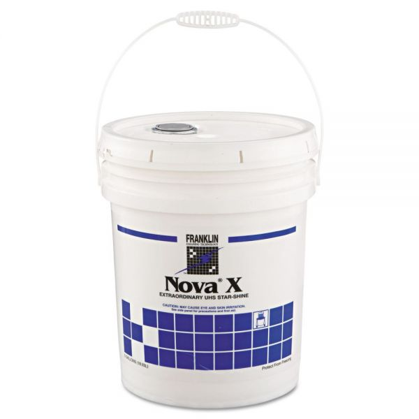 Franklin Cleaning Technology Nova X Extraordinary UHS Star-Shine Floor Finish