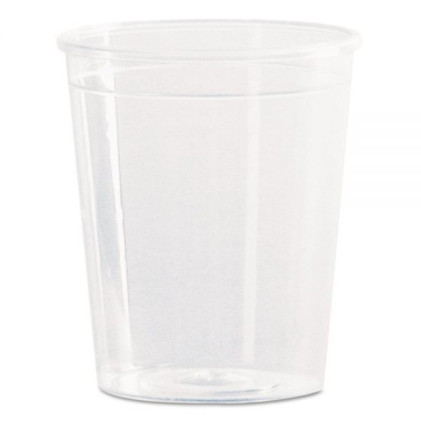 WNA Comet 2 oz Plastic Portion/Shot Glass Cups