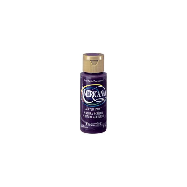 Deco Art Americana Royal Purple Acrylic Paint