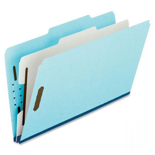 Pendaflex 1-Divider Pressboard Classification Folders