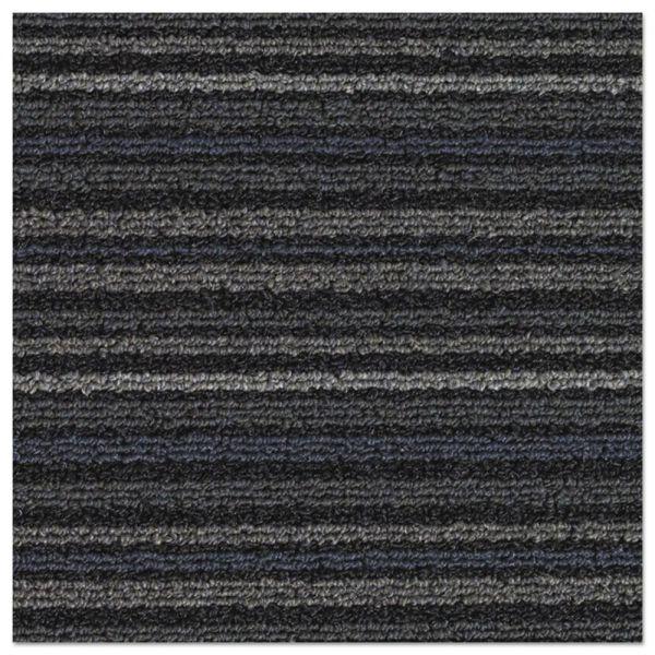 3M Nomad 7000 Heavy Traffic Carpet Matting, Nylon/Polypropylene, 72 x 120, Blue