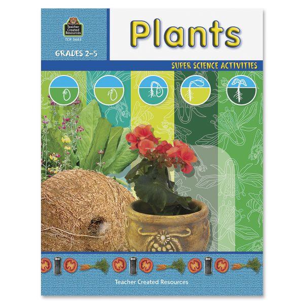 Plants Super Science Activities