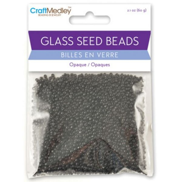 Craft Medley Glass Seed Beads