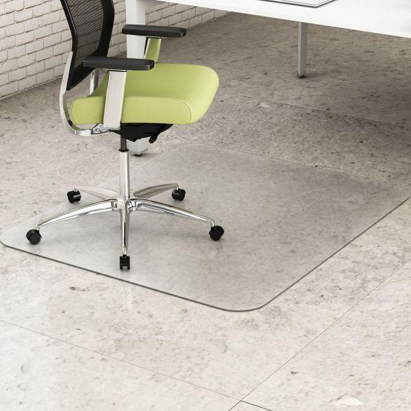 Deflect-o EnvironMat Recycled Hard Floor Chairmat