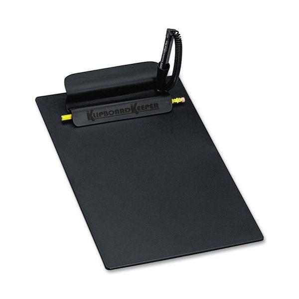 PM Klipboard Keeper Plastic Clipboard with Preventa Pen