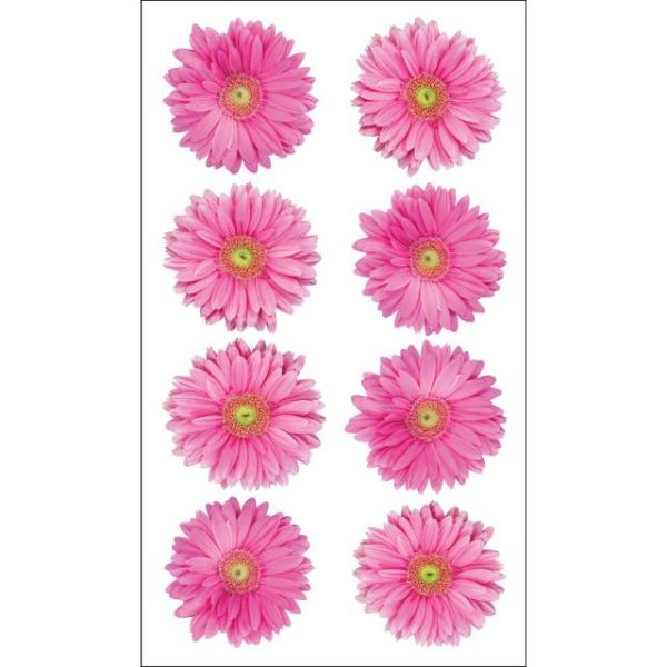 Sticko Photo Flowers Stickers