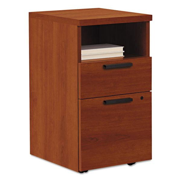 HON Shelf/Box/File Mobile Pedestal