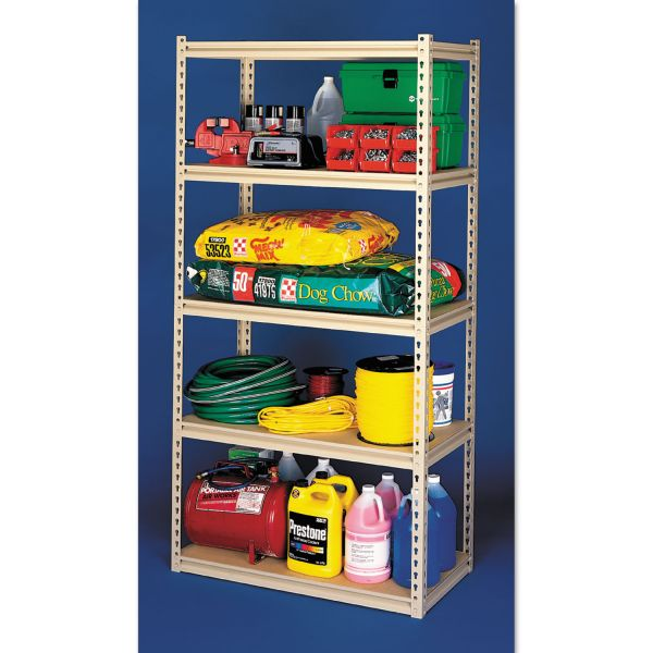 Tennsco Stur-D-Stor Steel Shelving Unit
