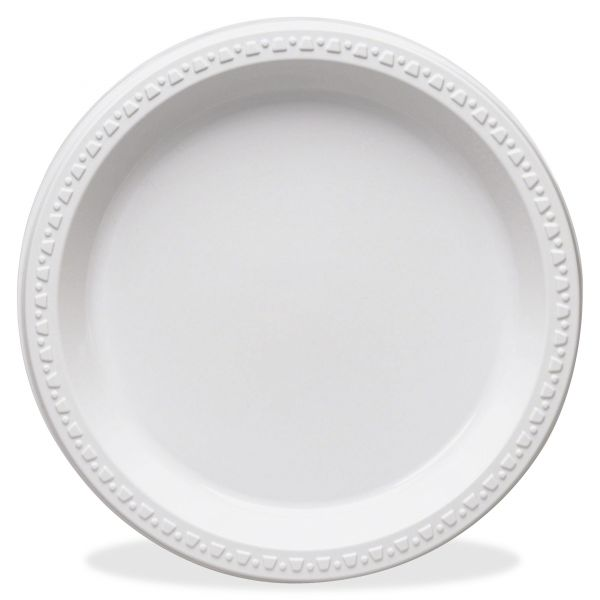 """Tableware 10"""" Plastic Plates"""