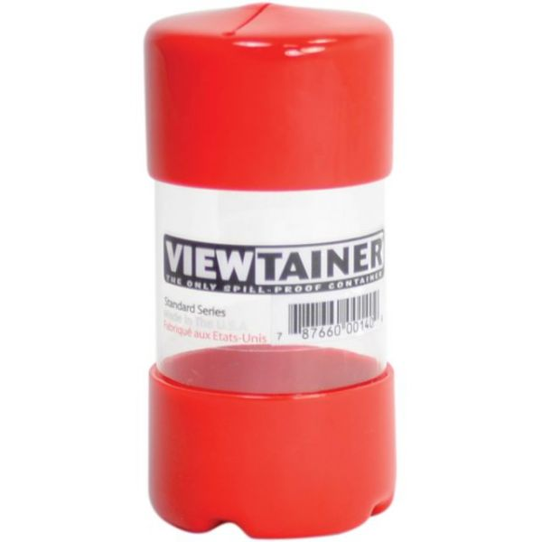 "Viewtainer Slit Top Storage Container 2""X4"""
