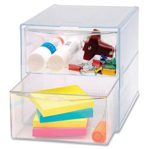 Sparco Removeable Storage Drawer Desktop Organizer