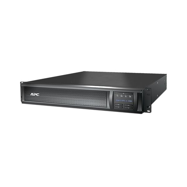 APC Smart-UPS X 1500 VA Tower/Rack Mountable UPS