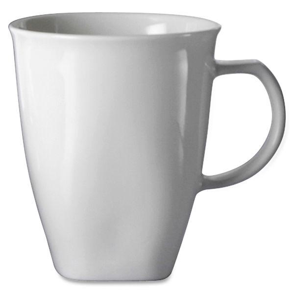 Chef's Table 16 oz Fine Porcelain Mugs