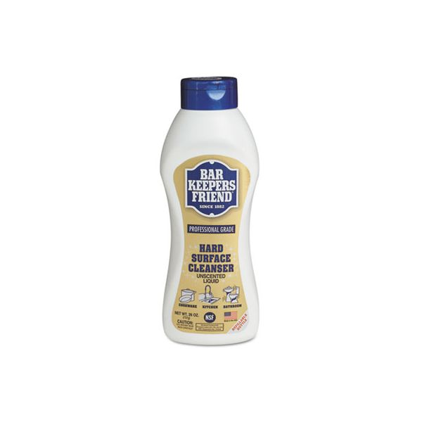 Bar Keepers Friend Hard-Surface Soft Cleanser