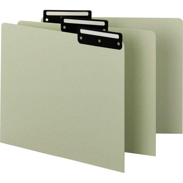 Smead Top Tab Pressboard File Guides