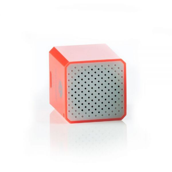 WowWee Groove Cube Shutter - Salmon