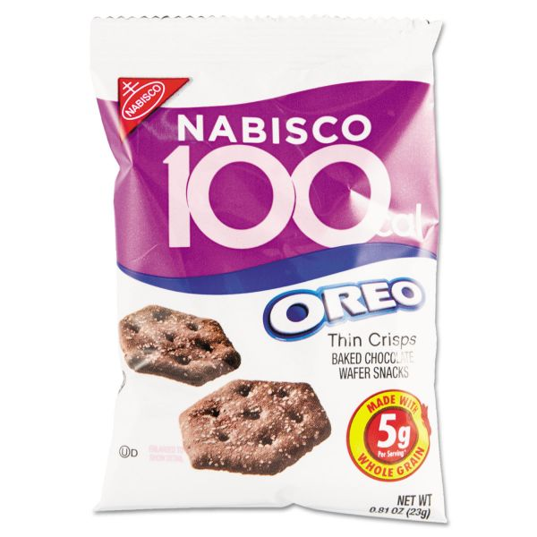 Nabisco 100 Calorie Thin Crisps