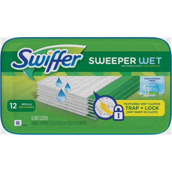 Swiffer Sweeper Wet Mop Refills