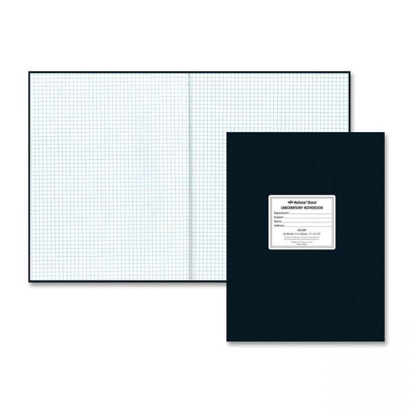 Rediform Quad Ruled Laboratory Notebook