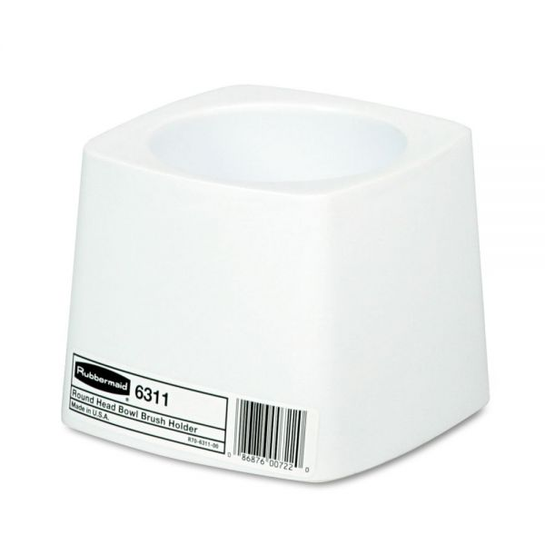 Rubbermaid Holder for Toilet Bowl Brush
