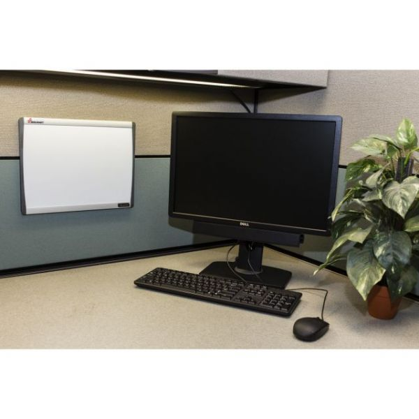SKILCRAFT Magnetic Cubicle Dry Erase Board