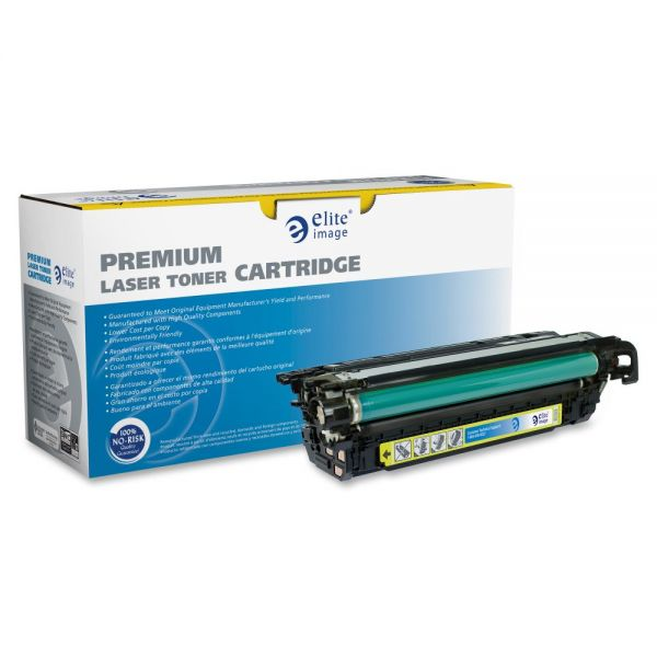 Elite Image Remanufactured HP 654A Toner Cartridge