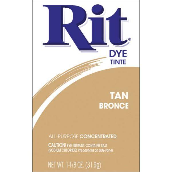 Rit Dye Powdered Fabric Dye