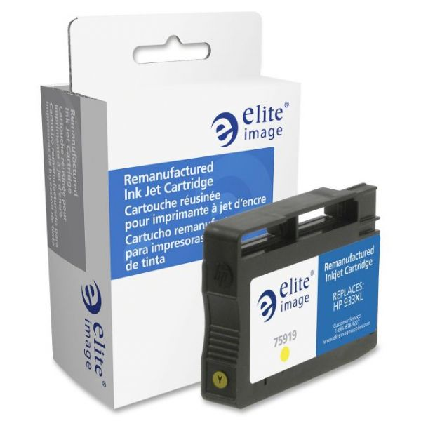 Elite Image Remanufactured HP 933XL (CN055AN) High Yield Ink Cartridge