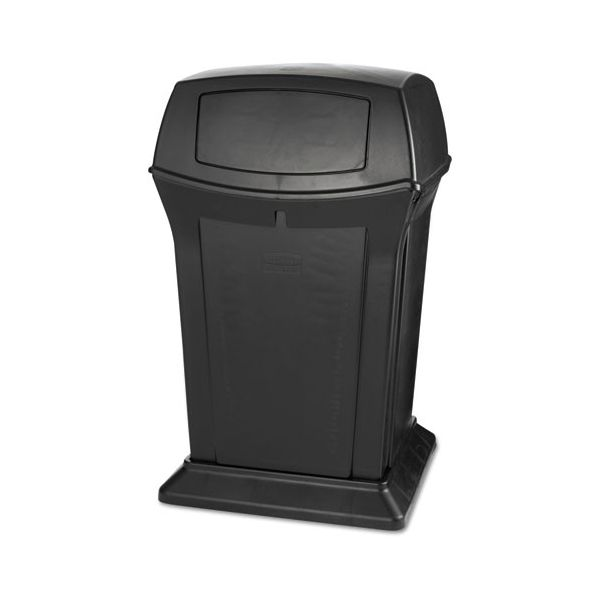 Rubbermaid Commercial Ranger Fire-Safe 45 Gallon Trash Can