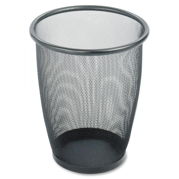 Safco 5 Gallon Mesh Trash Can