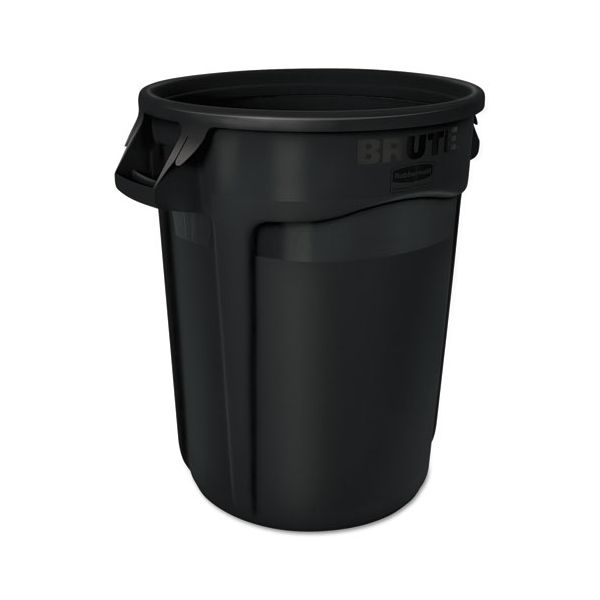 Rubbermaid Commercial Round Brute 32 Gallon Trash Cans