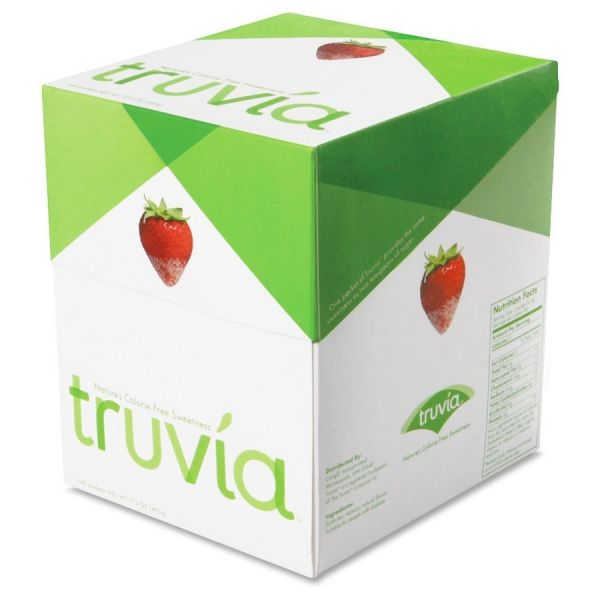 Truvia Cargill Kosher Certified Sweetener Packets