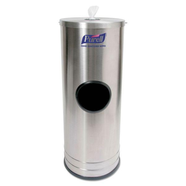 PURELL Dispenser Stand f/Sanitizing Wipes