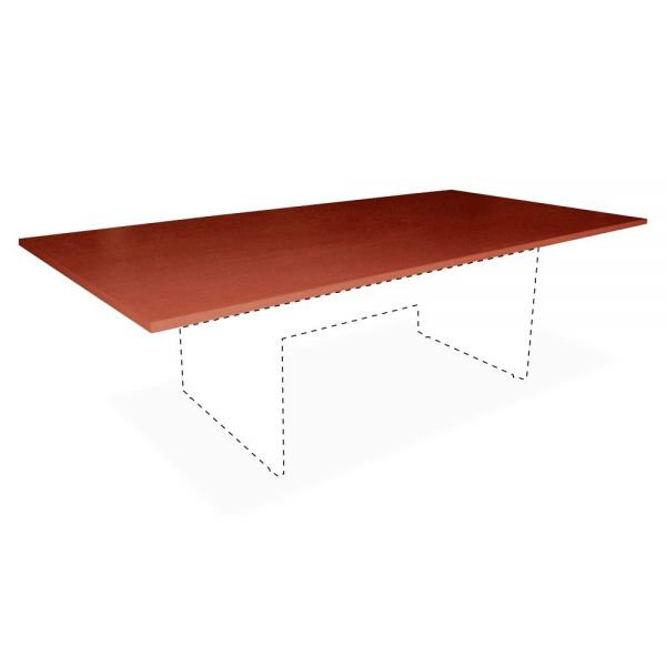 Lorell Essentials Rectangular Conference Table Top