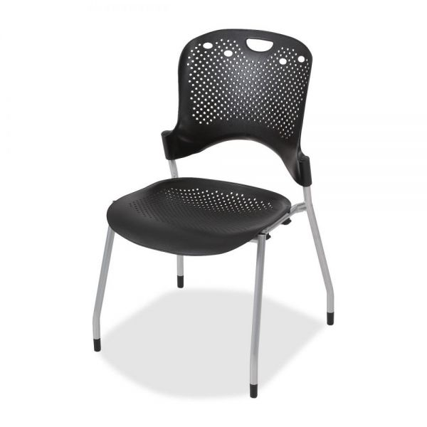 Balt Circulation Armless Stacking Chairs
