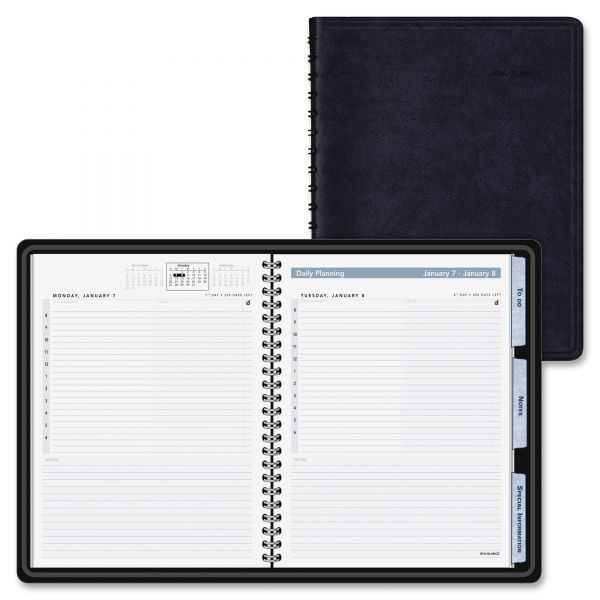 At-A-Glance The Action Planner Daily Appointment Book