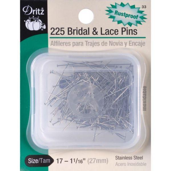 Bridal & Lace Pins