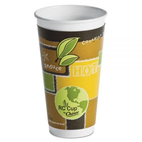 Chinet Insulated 20 oz Coffee Cups